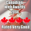 Canadian Web Awards!